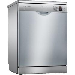 BOSCH SMS25AI02E Silence Plus Ελεύθερο πλυντήριο πιάτων 60cm Inox AntiFinger