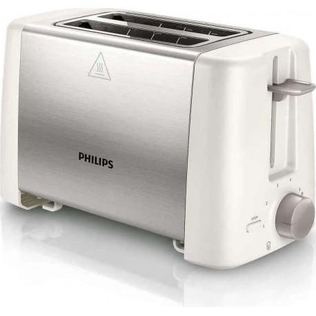 Philips HD4825/00 inox-λευκό Φρυγανιέρα