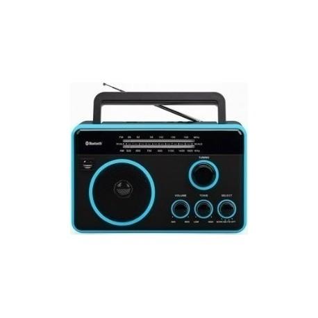 Felix FTR-1617/BT Φορητό Ραδιόφωνο με Bluetooth και USB