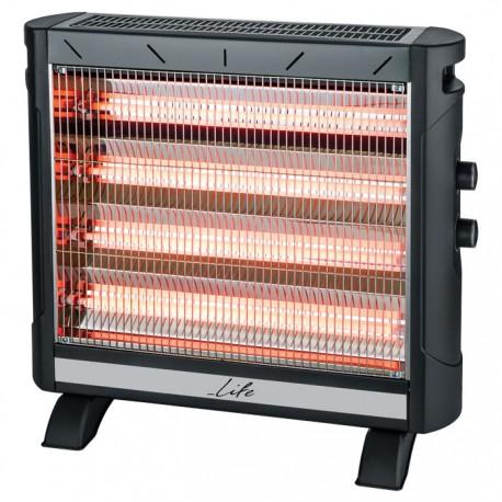 LIFE QH101 Ηλεκτρική θερμάστρα χαλαζία 2750W