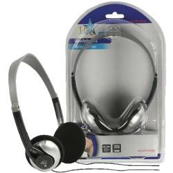 HQ HP113LW6 Ακουστικά με 6 μέτρα καλώδιο και έλεγχο έντασης
