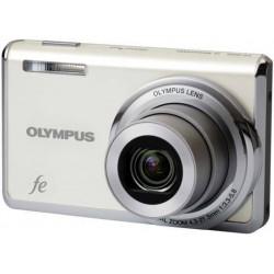 Olympus FE-5020 White Ψηφιακή φωτογραφική 12 Megapixel