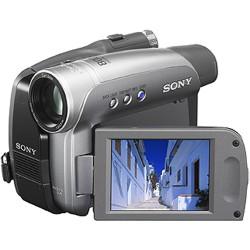 Sony Handycam DCR-HC27E Camcorder Carl Zeiss Mini DV