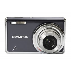 Olympus FE-5020 Black Ψηφιακή φωτογραφική 12 Megapixel
