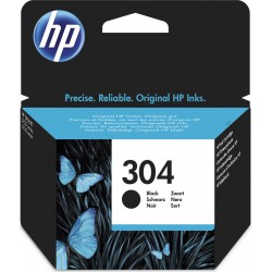 HP Μελάνι 304 Original Black Ink Cartridge (N9K06AE)