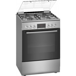 BOSCH HXR390D50 Ελεύθερη κουζίνα Inox