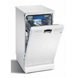 SIEMENS SR236W01ΜΕ - Λευκό iQ300 Ελεύθερα Πλυντήρια Πιάτων 45cm