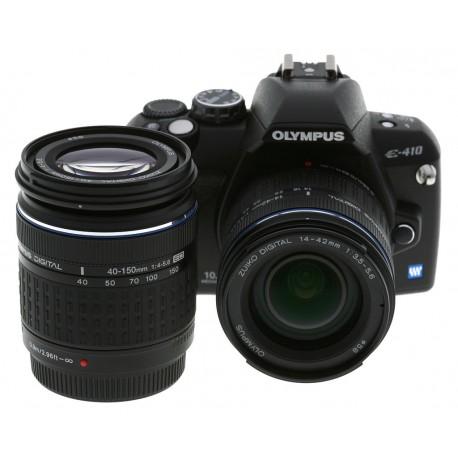 OLYMPUS EVOLT E410 SLR ψηφιακή φωτογραφική μηχανή