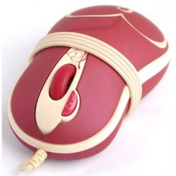 G-CUBE Heart and Soul GOE-6DS οπτικό ενσύρματο ποντίκι USB