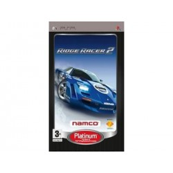 Ridge Racer 2 Platinum - PSP Games