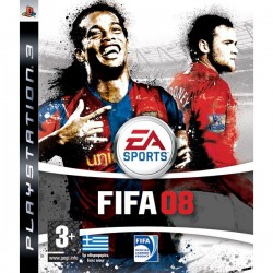 Fifa 2008 - PLAYSTATION 3 GAMES