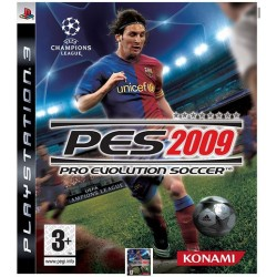 Pro Evolution Soccer 2009 - PLAYSTATION 2 GAMES