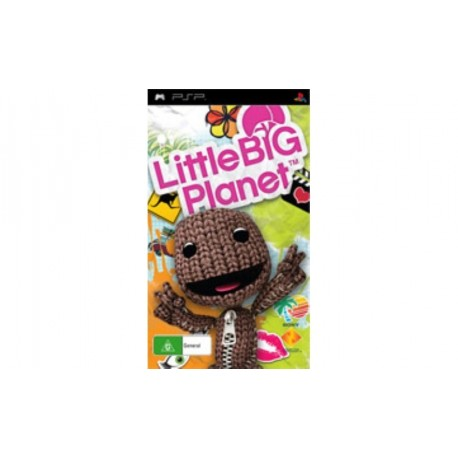 Little Big Planet PLATINUM - PSP GAMES