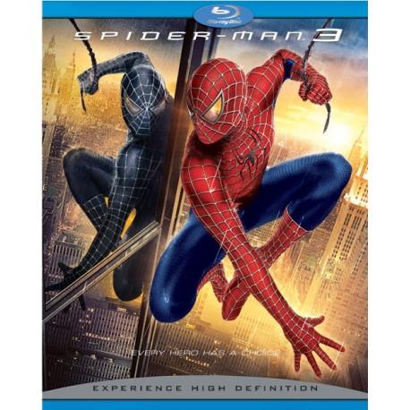 Spider-Man 3 Blu-Ray ΤΑΙΝΙΟΘΗΚΗ
