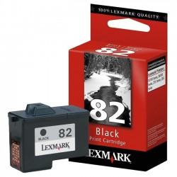 Lexmark 82 BLACK 18L0032E Γνήσιο μελάνι