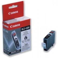 CANON BCI-6BK BLACK Γνήσιο μελάνι