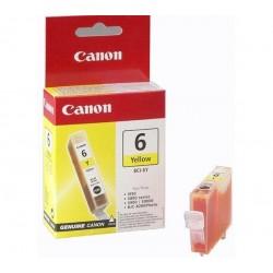 CANON BCI-6Y Yellow Γνήσιο μελάνι
