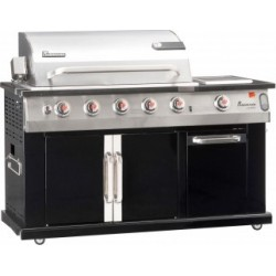 LANDMANN LD 12780 Avalon PTS 6.1+ Ψησταριά Κουζίνα BBQ Υγραερίου