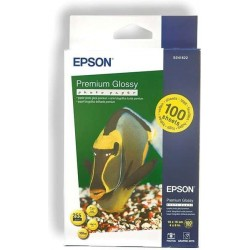 Epson Χαρτί Premium Glossy 10x16cm 100 Sheets