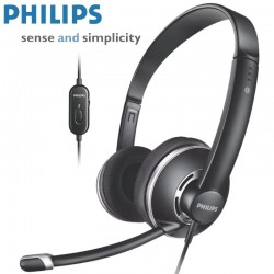 Philips SHM-7410 Ακουστικά υπολογιστή