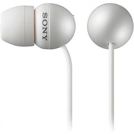 Sony MDR-EX33LP WHITE Ακουστικά In-Ear με εξαιρετικά μπάσα