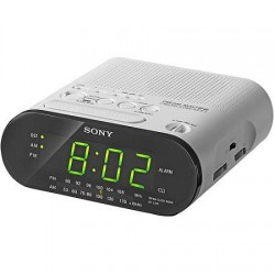 Sony ICF-C218 Clock radio