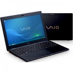 SONY VAIO VPC-X11S1E/B BLACK NOTEBOOK