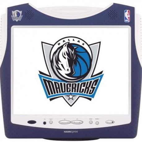 "Hannspree NBA Mavericks XXL 15"" LCD TV"