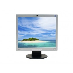 "HP L1706 Silver 17"" 5ms LCD Monitor 300 cd/m2 500:1"