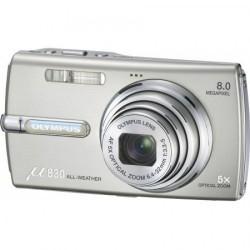 OLYMPUS μ830 ψηφιακή φωτογραφική μηχανή 8MP