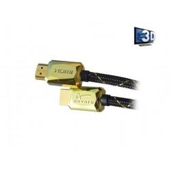 AAVARA SDC05 HDMI 1.5M 24K GOLD PLATED