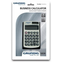Grundig 86822 Αριθμομηχανή GE26