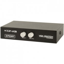 KONIG CMP-SWITCH 51 VGA switch 2 σε 1