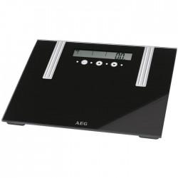 AEG PW5571 Γυάλινη ηλεκτρονική ζυγαριά μπάνιου με λιπομέτρηση