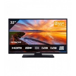 "HITACHI 32HBC01B/SS 32"" HD LED TV"