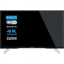 "TV Hitachi 49"" K-Smart 4K Ultra HD WiFi 49HK6W64 Τηλεόραση"
