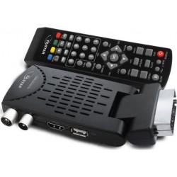 TV Star T3000 HD Επίγειος ψηφιακός δέκτης Mpeg-4 υψηλής ευκρίνειας