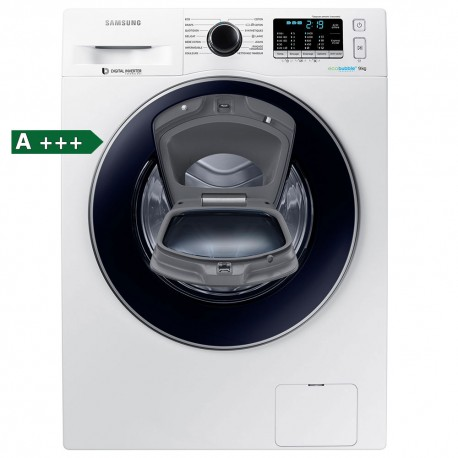 Samsung WW90K5410UW Πλυντήριο Ρούχων 9kg NEW