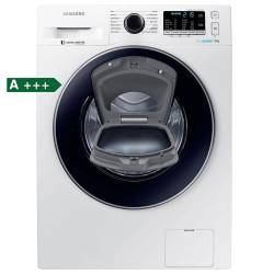 Samsung WW80K5410UW Πλυντήριο Ρούχων AddWash 8kg NEW