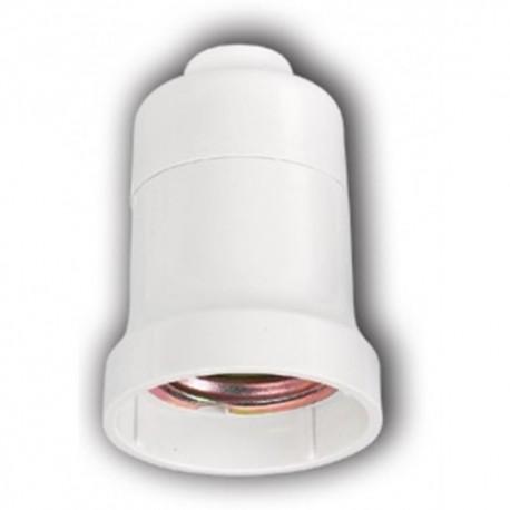 OEM COMBI Ντουί λαμπτήρων Ε27 πλαστικό λευκό 426