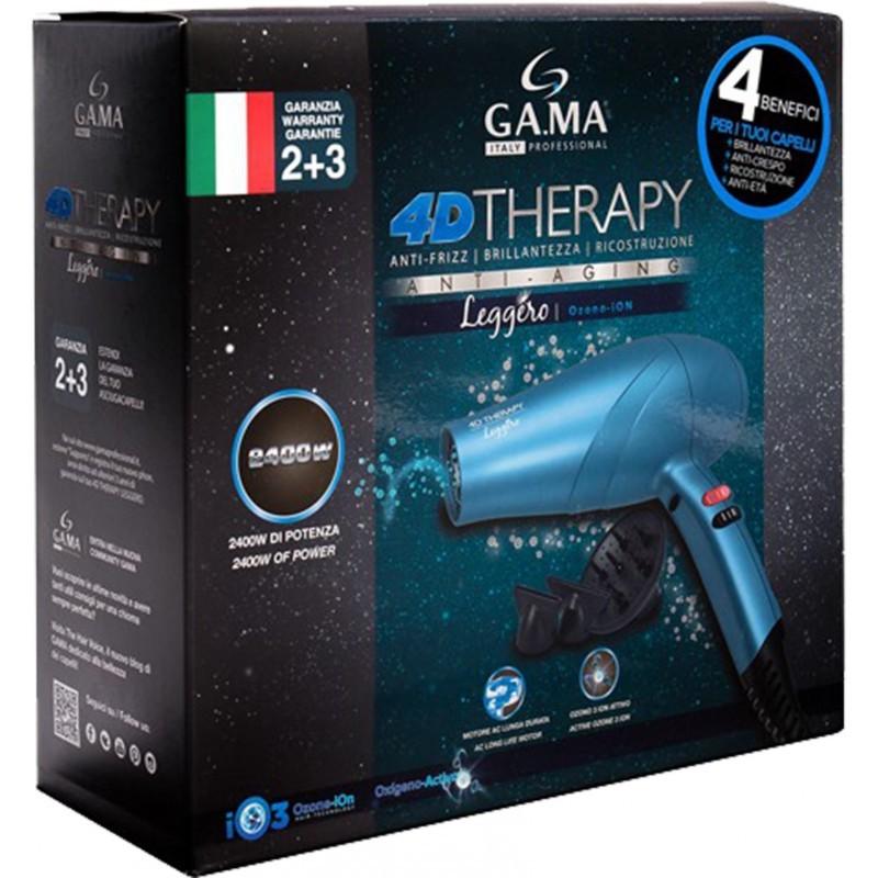 GA.MA A21 Leggero Ozone Ion 4D 2400W Blue Επαγγελματικό Σεσουάρ Μαλλιών cd126d4b7d6