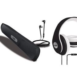 Coby Fusion Combo Kit 3σε1 Headphones / Ηχείο / Handsfree