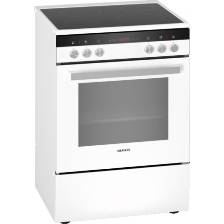SIEMENS HK9R30021 Ελεύθερη κουζίνα Λευκό