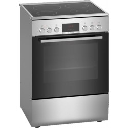 BOSCH HKR39A150 Ελεύθερη κουζίνα Inox