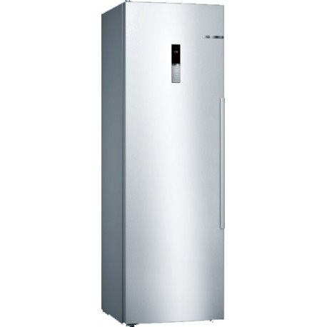 BOSCH KSV36BI3P Ελεύθερο Ψυγείο Μονόπορτο Inox Antifinger