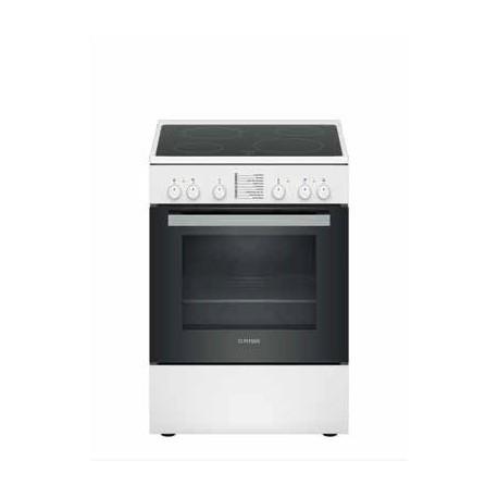 PITSOS PHC009120 Λευκό Ελευθερη κεραμική κουζίνα