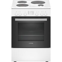 PITSOS PHA005020 Λευκό Ελεύθερη εμαγιέ κουζίνα