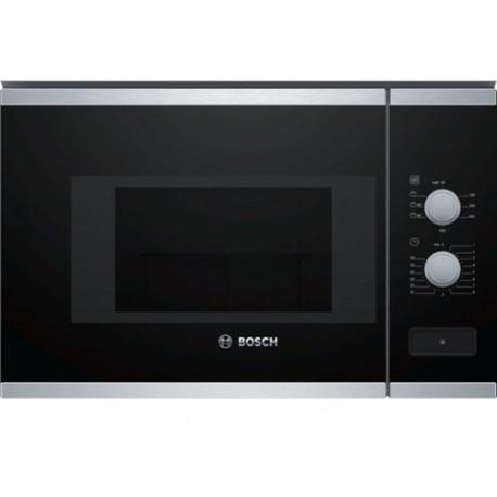 BOSCH BEL520MS0 Inox Εντοιχιζόμενοι φούρνοι μικροκυμάτων