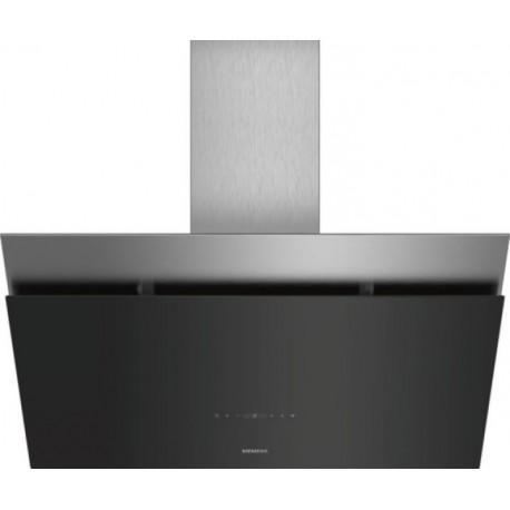 SIEMENS LC98KPQ60 - Μαύρο iQ500 Απορροφητήρας Τζάκι 90cm