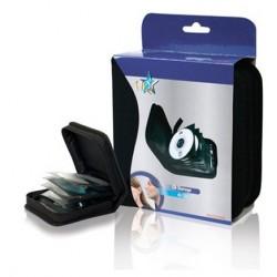 HQ CDS1040 Τσάντα αποθήκευσης για 40 Cd's